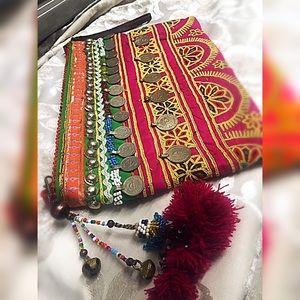 Handbags - Gypsy Lover clutch of coins